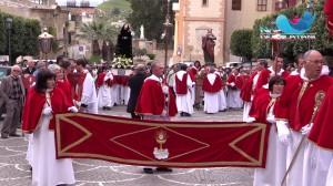 CAMPOFRANCO-processione Venerdi' Santo (le immagini)
