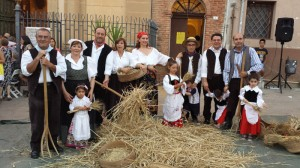 "CAMPOFRANCO – San Calogero: ""L'offerta del grano"" (video)"