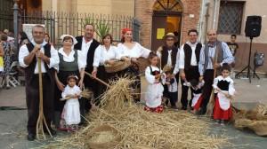 """CAMPOFRANCO – San Calogero: """"L'offerta del grano"""" (video)"""