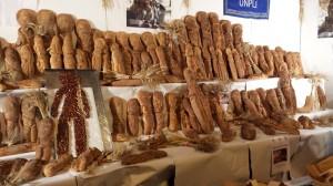 """CAMPOFRANCO – San Calogero: la sagra dei """"Pupi di pane"""" (video)"""