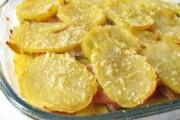 Patate a forno alla siciliana