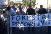 MILENA – Forestali in stato di agitazione