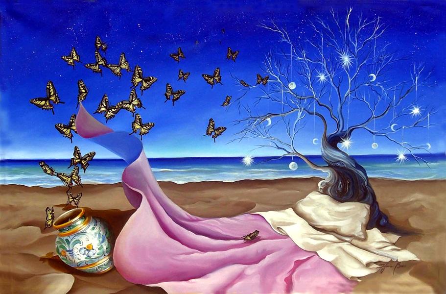 A notte fonda i sogni sono pi bizzarri e carichi di - Sognare cacca nel letto ...