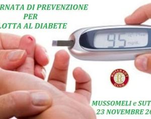 SUTERA – Il Rotaract lotta contro il diabete
