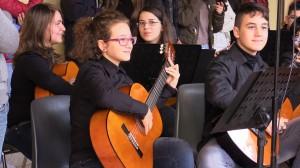Campofranco-Concerto di natale 2014