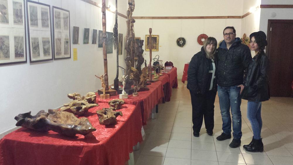 Campofranco mostra di artisti locali for Piani artistici per artigiani con suite di artisti