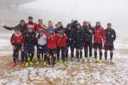 JUNIORES – Vola il Serradifalco, Mussomeli sotto la neve.