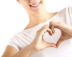 I sei passi che salvano il cuore delle donne