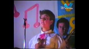 RI…VEDIAMOLI-Campofranco:festival canoro per ragazzi 1986