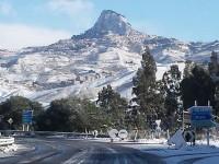 PLATANI – Un anno fa c'era la neve…… I nostri auguri con quelle immagini.