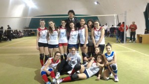 PALLAVOLO – Le ragazze di S. Giovanni Gemini campionesse provinciali