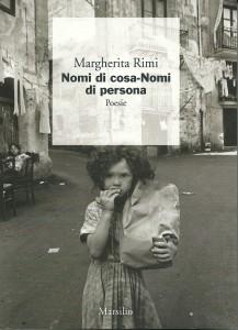"""AGRIGENTO –  Presentazione di """"Nomi di cosa – Nomi di persona"""" di Margherita Rimi"""