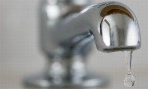 PLATANI – L'acqua torna a scorrere dai rubinetti….