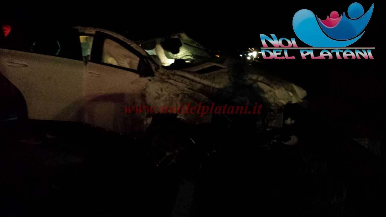 Scontro tra 5 auto sulla statale Agrigento-Palermo: un morto