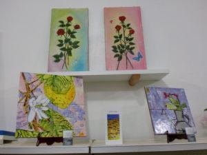 AGRIGENTO – Mostra d' Arte di Gloria Vernengo e Giuseppe Librici