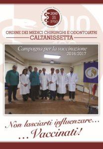 CALTANISSETTA – Non lasciarti influenzare, vaccinati. E… occhio alle bufale !!!