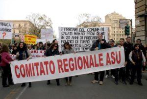 SICILIA – Sbloccati i fondi per gli ASU e i LSU
