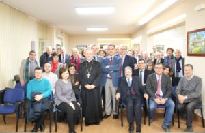 """CALTANISSETTA – Mettere al centro i diritti della persona"""". Catechesi del vescovo Russotto ai medici nisseni"""