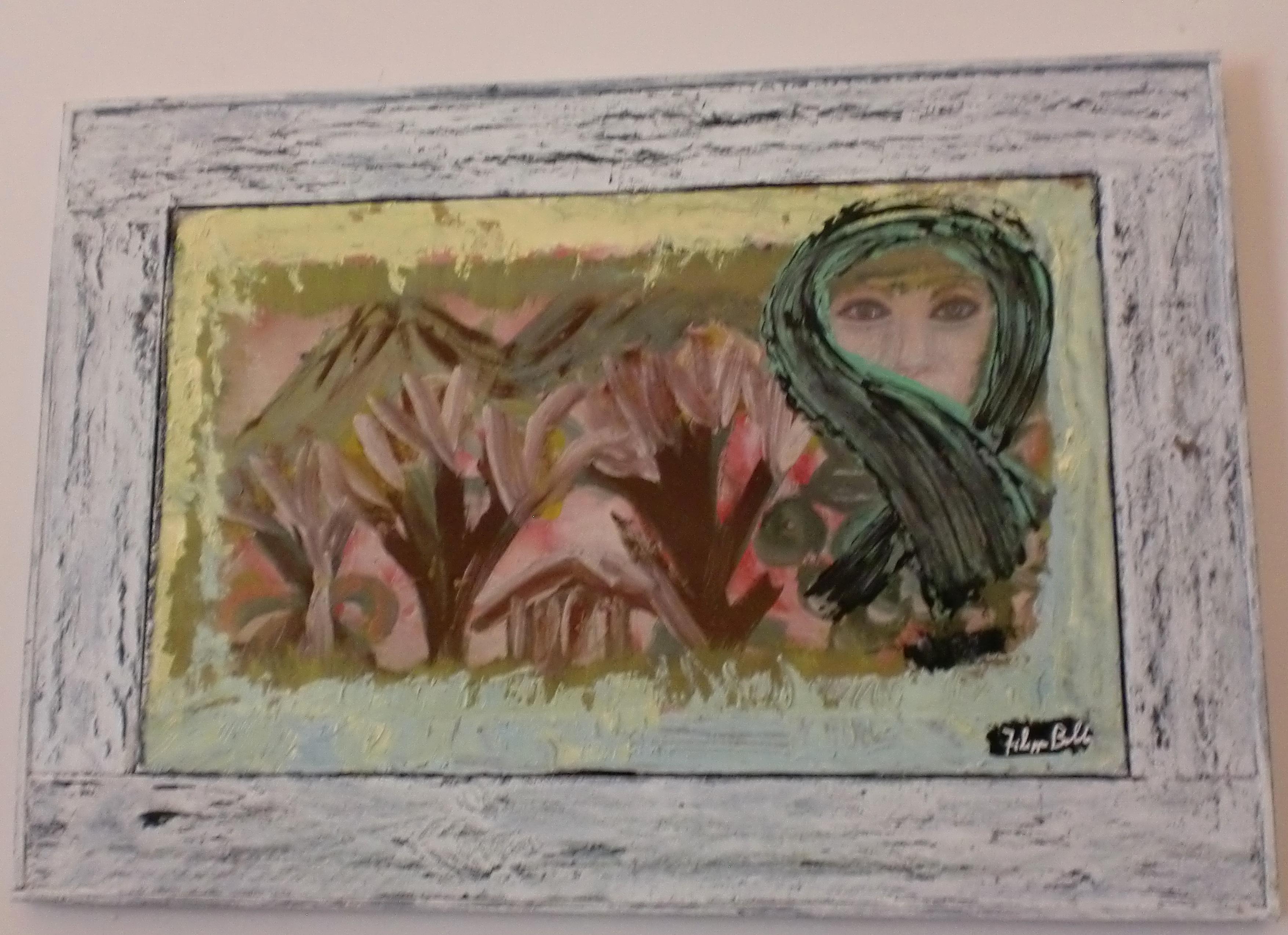 COMITINI-Mostra di pittura di Filippo Baldo: un viaggio esotico nell' interiorità
