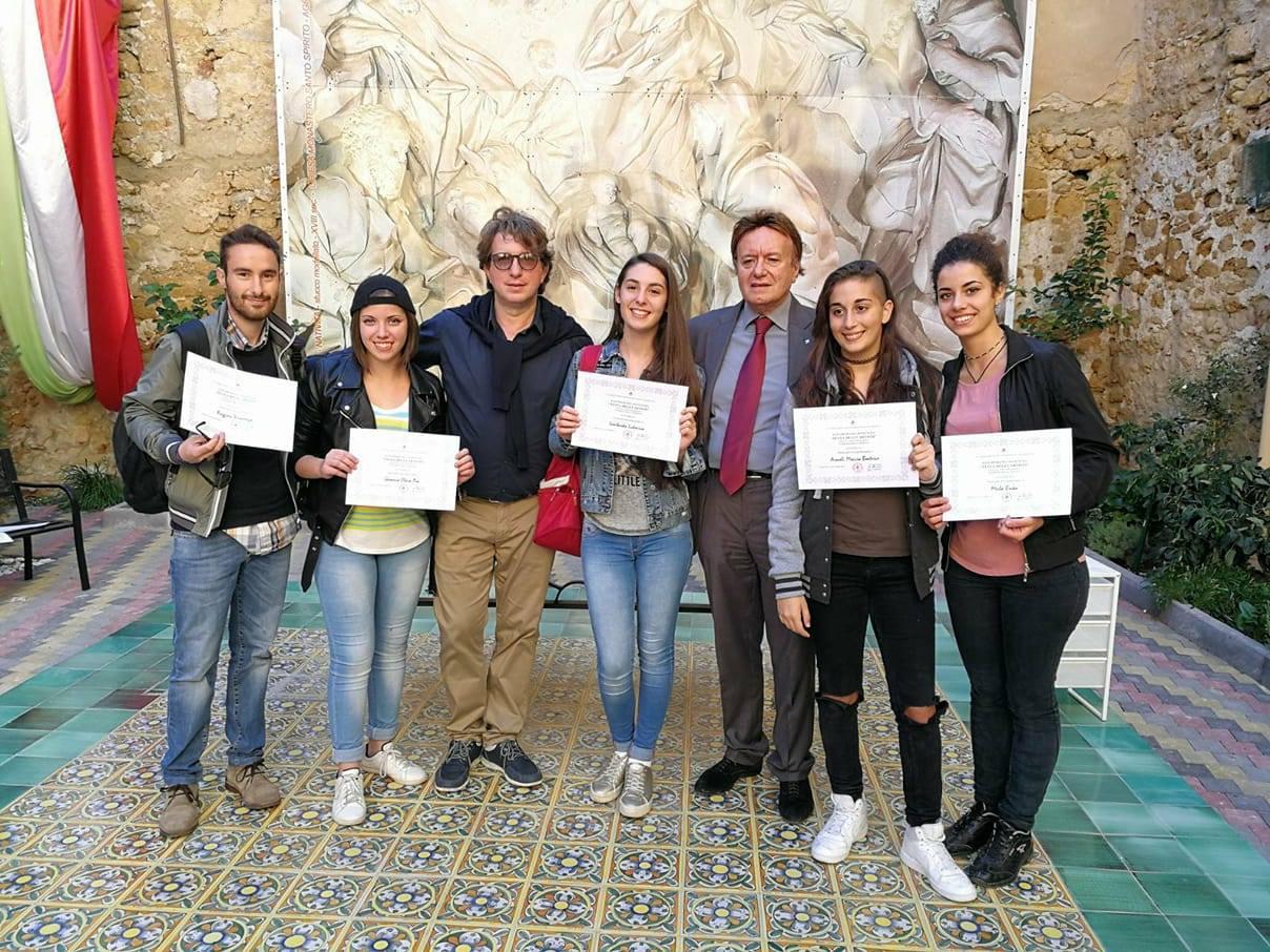 """AGRIGENTO- L' Accademia di Belle Arti """"Michelangelo"""" festeggia San Luca-Momenti creativi per vivere la città"""