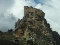 MUSSOMELI – Sopralluogo al castello dopo il crollo
