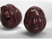 San Valentino 2014: cioccolatino-ritratto dell'amato stampato in 3D [FOTO]