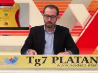 tg 7 Platani 7 edizione 10 01 2014