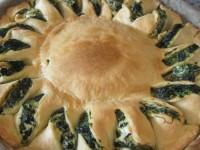 Sole di spinaci e ricotta
