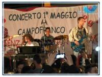 CAMPOFRANCO – Un 1° Maggio… nuovo (Fotogallery)