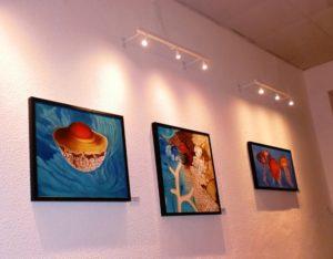 """Agrigento-""""Q."""" Art & Craft Boutique di Alfonsina Quintini, uno spazio artistico """"per tutti"""""""
