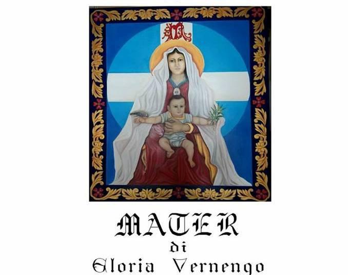 """AGRIGENTO-Mostra """"Mater"""" di Gloria Vernengo, tra arte, misticismo e riscoperta."""
