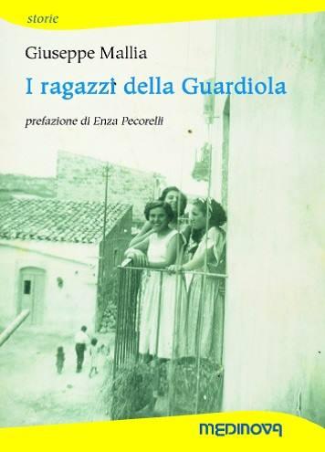 """REALMONTE-Giuseppe Mallia presenta il suo libro """"I ragazzi della Guardiola"""""""