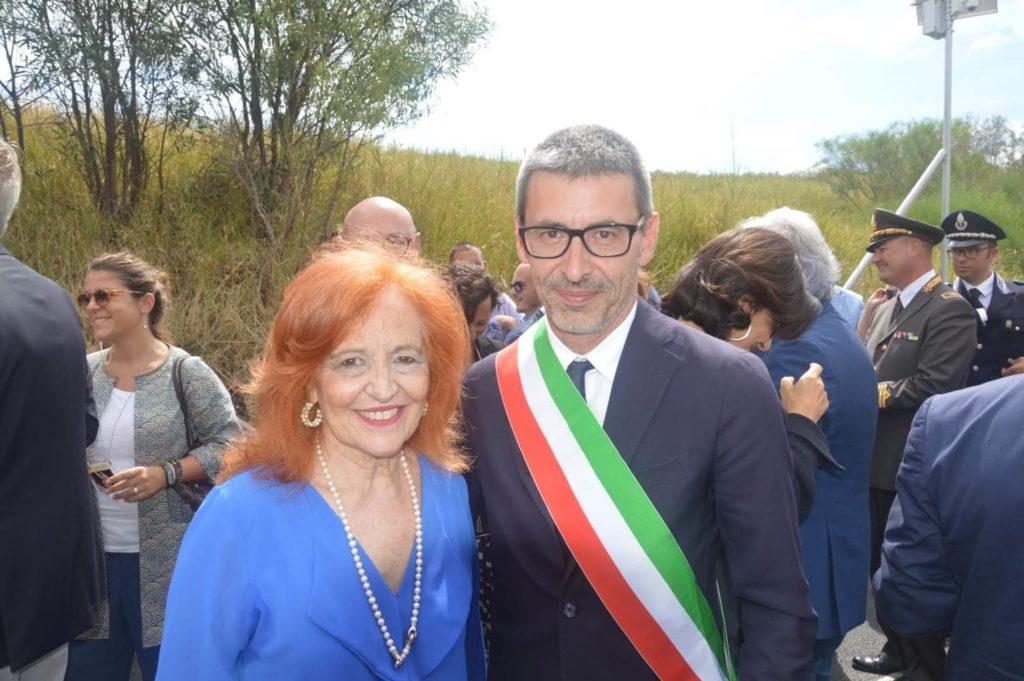 Canicattì- 28° anniversario della morte del giudice Rosario Livatino, significativa partecipazione dei ragazzi dell' I.C Rita Levi Montalcini