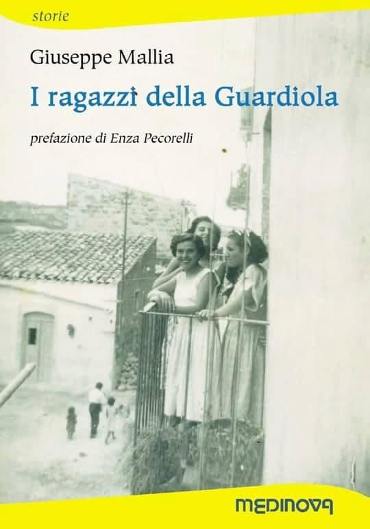 """ARAGONA- Presentazione del libro di Giuseppe Mallia """" I ragazzi della Guardiola"""""""