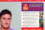 MUSSOMELI – IL Rotaract Club Mussomeli partecipa al progetto internazionale END POLIO NOW