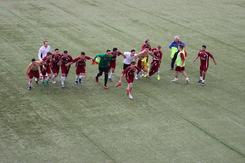 PROMOZIONE-ASD Casteltermini – ASD Monreale calcio 3-2 le immaggini