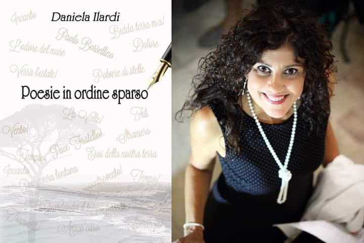 """AGRIGENTO-""""Poesie in ordine sparso"""", presentazione della silloge di Daniela Ilardi"""
