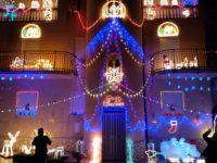 ACQUAVIVA – I coniugi Schillaci illuminano il Natale