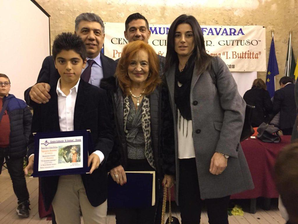 """FAVARA-Premio Arte e Cultura siciliana """"Ignazio Buttitta"""" XX edizione: sono i più giovani i grandi protagonisti!"""