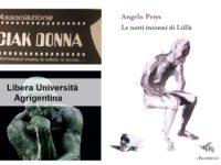 """AGRIGENTO-Presentazione del libro di Angelo Petix """"Le notti insonni di Liillà"""""""