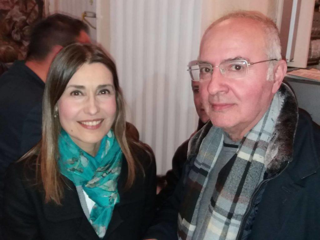 """PLATANI – Il poeta Girolamo La Marca ci racconta """"Claudia Koll"""": """"Donare e' meglio di ricevere"""""""