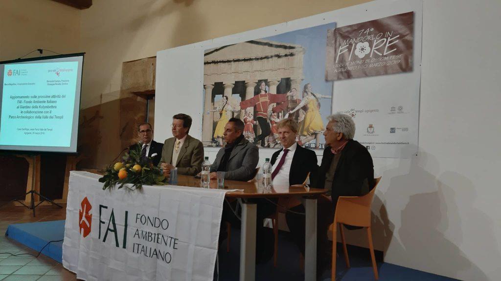"""AGRIGENTO-Il Fondo Ambiente Italiano diviene """"agrigentino"""", l' acquisto delle """"Case Montana"""" e i nuovi progetti"""