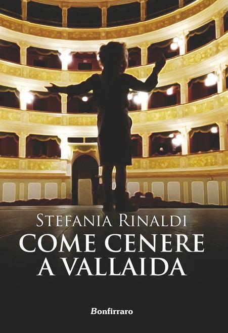 """RACALMUTO-Presentazione del libro """"Come cenere a Vallaida"""" di Stefania Rinaldi"""