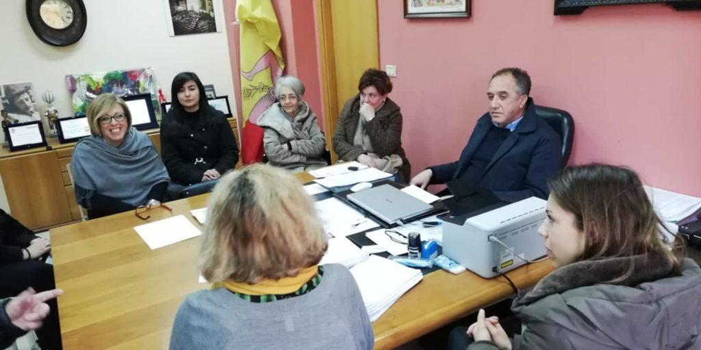 """ARAGONA- Incontro sul """"Regolamento sulla collaborazione tra cittadini e amministrazione per la cura e la rigenerazione dei beni comuni urbani"""""""