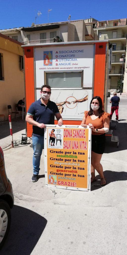 ARAGONA- Donazioni A.D.A.S.: la sensibilità e la solidarietà non si fermano!